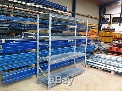 Rayonnage De Garage Résistant De 20 Baies Soutirant Le Magasin H2.5 / D600mm / W1540 De Magasin En Métal