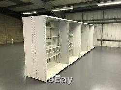 Rayonnage Industriel D'entrepôt, Soutirage Commercial En Acier Résistant