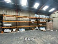Revêtements De Rangement Pour Palettes Lourdes 2,7m X 1,1m X 4,5m Link 51 Rack