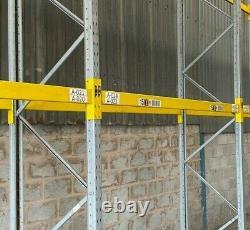 Revêtements De Rangement Pour Palettes Robustes 2,7m X 0,9m X 4,5m Rack De Liaison De Dexion