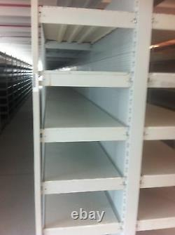 Tegometall Entrepôt Shelf Gondelregal Palettregal Heavy Duty Getränkeregal 10 M