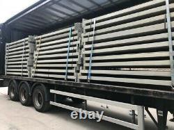Utilisé Pss Heavy Duty Industrial Shelving System H1950 X L2700 X D600mm 3 Niveaux