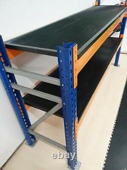 Very Heavy Duty Industrial Shelving Racking Unit (plus Fort Que Mecalux Moderne)